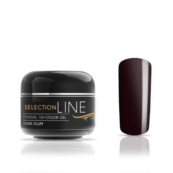 Selection Line Marsal Farbgel Dark Plum 5ml
