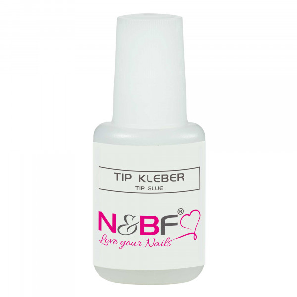 Nails & Beauty Factory Tip Kleber 9g 10er Set