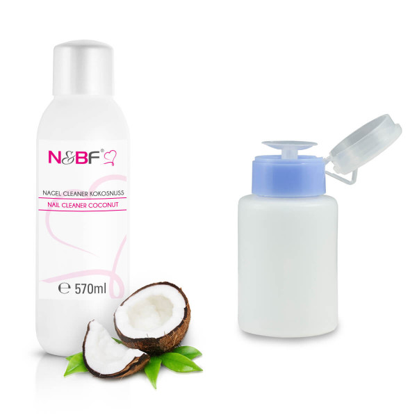 Nails-Beauty-Factory-Nail-Cleaner-Coconut-570-ml-Dispenser-Blue